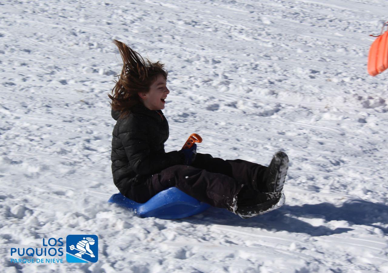 El aguante a la nieve
